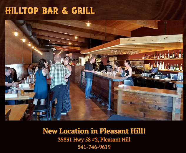 Hilltop Bar and Grill